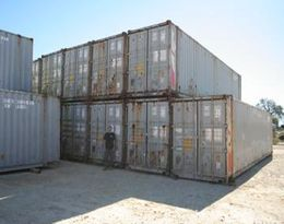 Shipping Container Supply