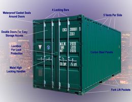 New Container Parts