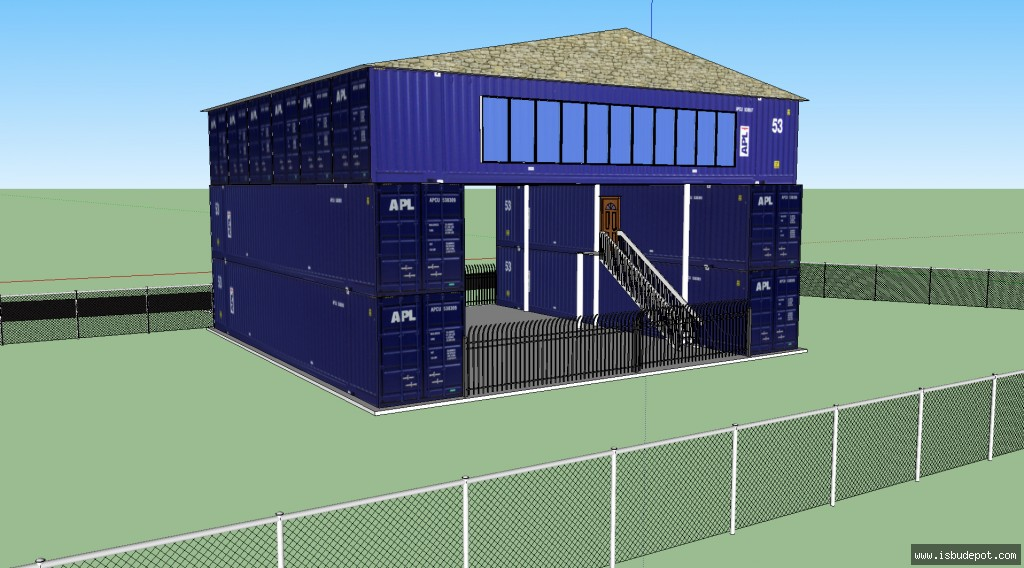 Conex container house plans joy studio design gallery for Container house plans for sale