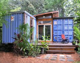 Ugly Duckling Container Home