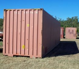 40 Foot Container up for Auction
