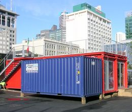 Storage Depot Containers