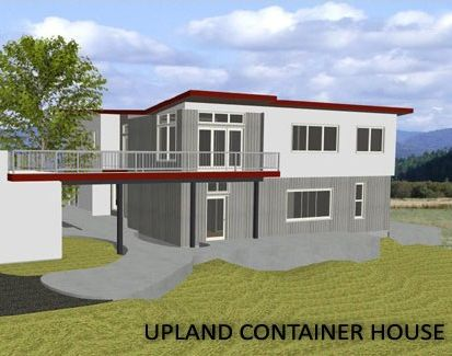 Upland Container House